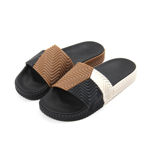 premium selection caa27 dec77 adidas Shoes - Adidas x Alexander Wang Adilette Rubber Slides